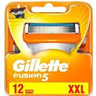 Férfi borotvabetét GILLETTE Fusion 12 db - Pánské náhradní hlavice