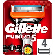Férfi borotvabetét GILLETTE Fusion Power 4 db - Pánské náhradní hlavice