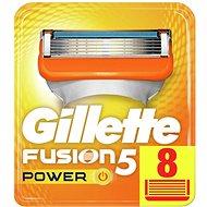 Férfi borotvabetét Fusion Power GILLETTE 8 db - Pánské náhradní hlavice