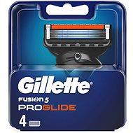 Férfi borotvabetét GILLETTE Fusion ProGlide 4 db - Pánské náhradní hlavice