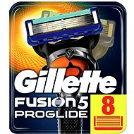 Férfi borotvabetét GILLETTE Fusion ProGlide 8 db - Pánské náhradní hlavice