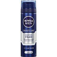 NIVEA Men Protect&Care Shaving Foam 200 ml - Borotvahab