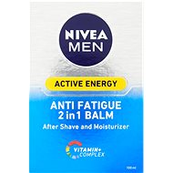 Borotválkozás utáni balzsam NIVEA Men Active Energy After Shave Balm 100 ml - Balzám po holení