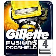 GILLETTE Fusion Proshield 4 db - Férfi borotva cserefejek