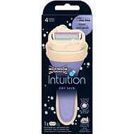 WILKINSON Intuition Dry Skin női borotvakészülék + 1 tartalék fej - Női borotva