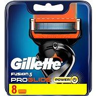 GILLETTE Fusion ProGlide Power 8 db - Férfi borotva cserefejek