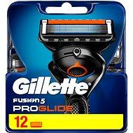 Férfi borotvabetét GILLETTE Fusion ProGlide 12 db - Pánské náhradní hlavice