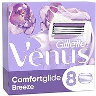 GILLETTE Venus ComfortGlide Breeze 8 db - Női borotvabetét