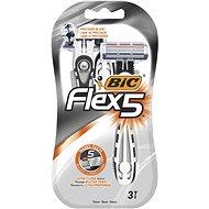 BIC Flex5 3 db - Eldobható borotva