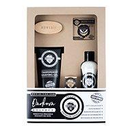BEVIRO Honkatonk Vanilla hajra és szakállhoz (nagy) - Kozmetikai ajándékcsomag