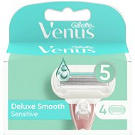 GILLETTE Venus Extra Smooth Sensitive 4 db - Női borotvabetét