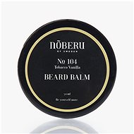 NOBERU Tobacco Vanilla Beard Balm 50 ml - Szakállbalzsam