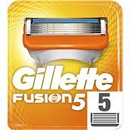Férfi borotvabetét GILLETTE Fusion 5 db - Pánské náhradní hlavice