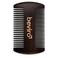 BEVIRO Pear Wood Beard Comb