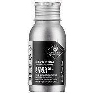 DEAR BEARD Man's Ritual Beard Oil Citrus 50 ml - Szakállápoló olaj
