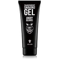 Borotvagél ANGRY BEARDS Saloon Gel 250 ml - Gel na holení