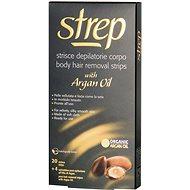 STREP argánolaj viaszcsíkok testhez 20 db - Szőrtelenítő csíkok
