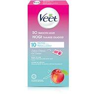 VEET Gen Z Wax Strips Nectarine 10 db - Szőrtelenítő csík