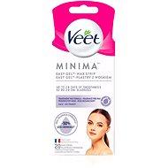 VEET Minima Hypoallergenic Wax Strips Face 20 db