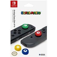 HORI Joy-Con Analog Stick Caps Super Mario - Nintendo Switch - Tartozék