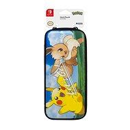 Hori Tough Pouch - Pikachu, Eevee - Nintendo Switch - Tok