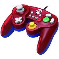 HORI GameCube Style BattlePad - Mario - Nintendo switch - Játékvezérlő