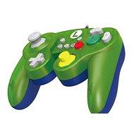 HORI GameCube Style BattlePad - Luigi - Nintendo switch - Játékvezérlő