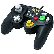 HORI GameCube Style BattlePad - Zelda - Nintendo switch - Játékvezérlő