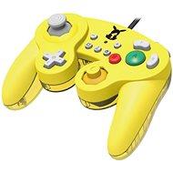 HORI GameCube Style BattlePad - Pikachu - Nintendo switch - Játékvezérlő