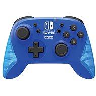 HORIPAD kék vezeték nélküli gamepad - Nintendo Switch