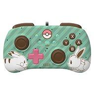 HORIPAD Mini - Pikachu Eevee Edition - Nintendo Switch - Kontroller