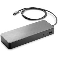 HP USB-C Universal Dock EURO - Dokkoló állomás