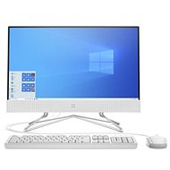 HP 22-df003nn Touch White - All In One PC
