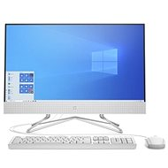 HP 24-df0010nn Touch White - All In One PC