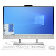 HP 27-dp0001nn Touch Silver - All In One PC