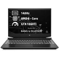 HP Pavilion Gaming 15-ec1009nh Fekete - Gamer laptop