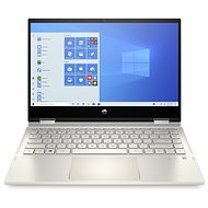 HP Pavilion x360 14-dy0004nh Warm Gold - Tablet PC