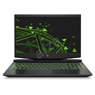 HP Pavilion Gaming 15 Fekete - Gamer laptop