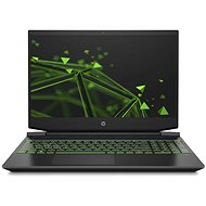 HP Pavilion Gaming 15-ec0000nh fekete színű - Gaming notebook