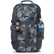 "HP Odyssey Backpack Facets Grey 15.6"" - Laptop hátizsák"