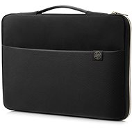 HP Carry Sleeve Black/Gold 14""