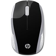 HP Wireless Mouse 200 Pike Silver - Egér