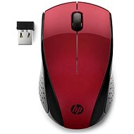 HP Wireless Mouse 220 Sunset Red - Egér