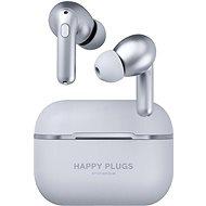 Happy Plugs Air 1 Zen Silver