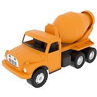 Játékautó Dino Tatra 148 betonkeverő, narancssárga, 30 cm - Auto