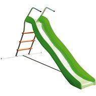 Csúszda 180 cm - zöld - Csúszda