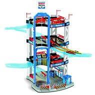Klein Bosch garázs - 4 emelet - Játékszett