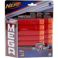 Nerf Mega - tartalék lövedék 10 db - Kiegészítők Nerf pisztolyhoz