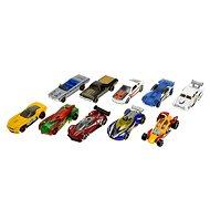 Hot Wheels autók 10db - Játékautó készlet