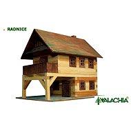 Walachia városháza - Építőjáték
